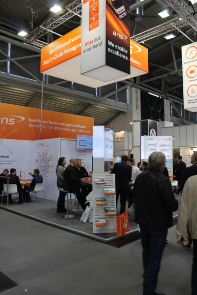 BNS GmbH Stand tl