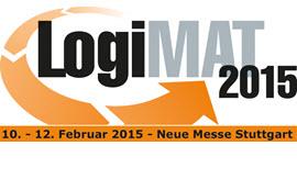 Logo LogiMat2015