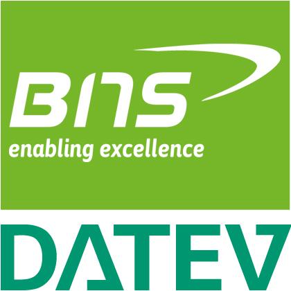 BNS und Datev Logo